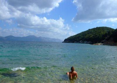 Silver Island, Greece